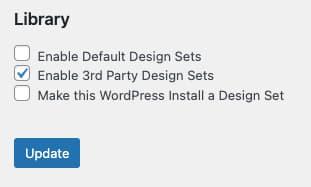 Enable 3rd Party Desgin Set Oxygen - WireframeKit