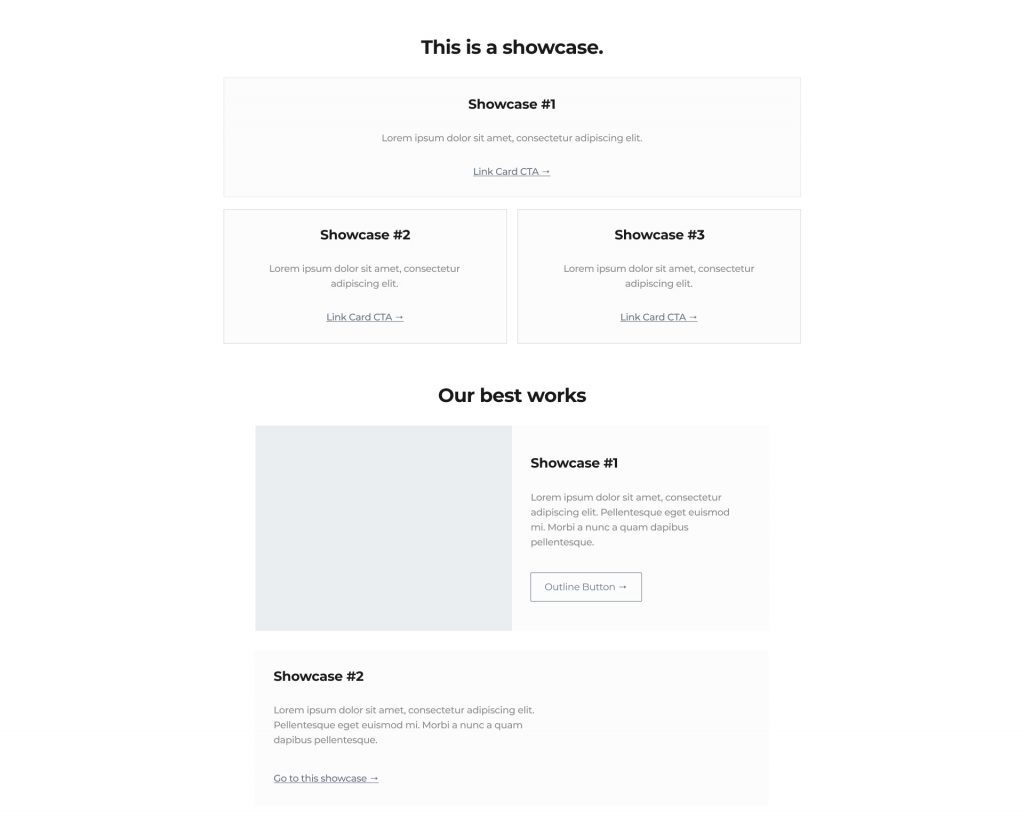 OxyWireframe Figma Kit Frame 2